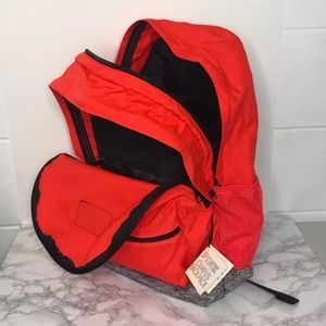 PINK Victoria's Secret Bags - Victoria's Secret PINK Orange Campus Backpack NWT